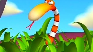 Cartoon Gazoon - Aerobics - Мультфильм Газун - Аэробика - Cartoons For Children