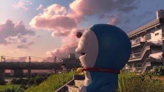 【魔女嘉尔】哆啦A梦 最催泪的电影!泪点低的慎入! 哆啦A梦剧场版之 伴我同行(2014)