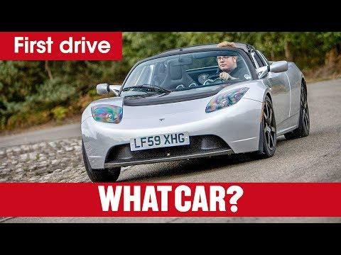 Tesla Roadster review – the original electric supercar | What Car?