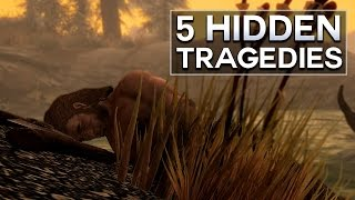 Skyrim - 5 Hidden Tragedies