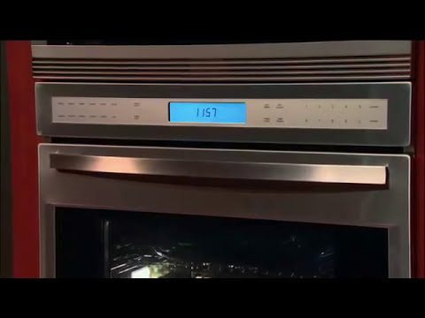Wolf E Series Built-In Ovens Quick Start