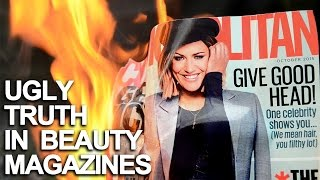 Stay Beautiful: Ugly Truth In Beauty Magazines