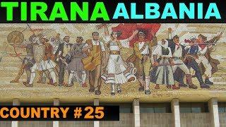 A Tourist's Guide to Tirana, Albania.  www.theredquest.com