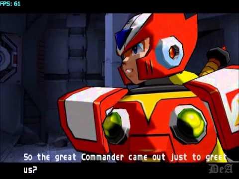 mega man command mission