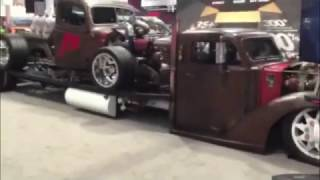 SEMA Hot Rod Trucks