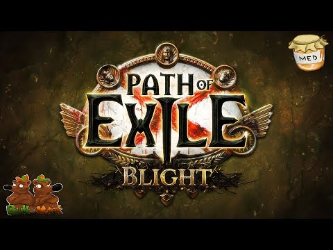 Path of Exile: Blight - Ve stylu Tower Defense