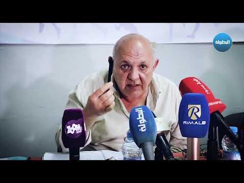 العرب اليوم - شاهد: رئيس الحسنية يكشف العروض التي يتلقاها لاعبو الفريق