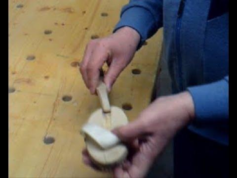 Miniprojekt: Reparatur Rückenbürste