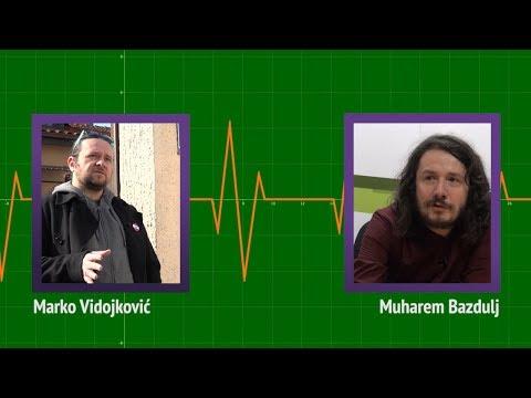 Marko Vidojković: Beograd i Priština su partneri u kriminalu