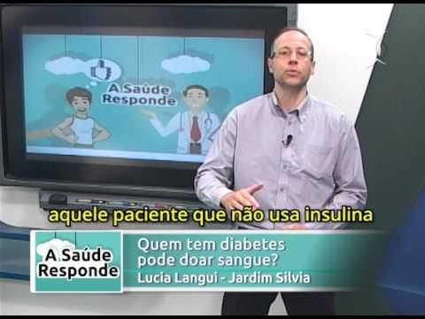A diabetes tipo 2 têm direito a medicamentos gratuitos
