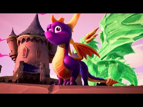 Spyro Reignited Trilogy Announcement Trailer