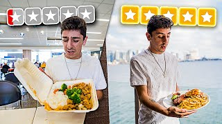 WORST Reviewed Restaurant VS BEST Reviewed Restaurant!!