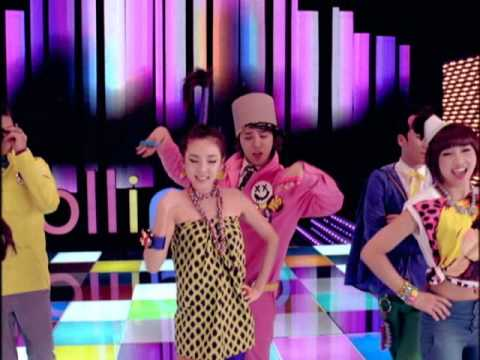 BIGBANG, 2NE1 - LOLLIPOP