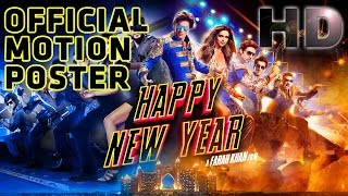 Happy New Year - Official Motion Poster