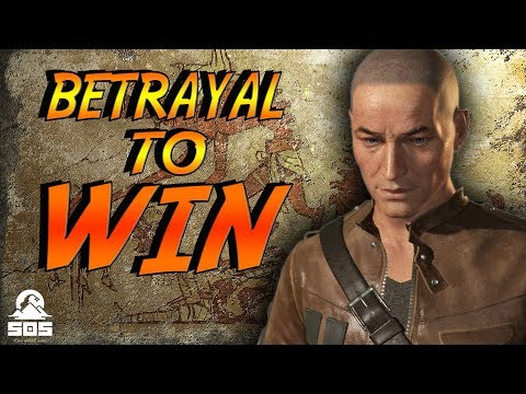 Betrayal Is Essential For Victory | SOS: The Ultimate Escape