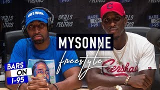Mysonne Bars On I 95 Freestyle