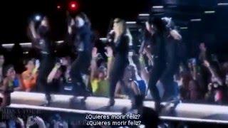 02. Madonna - Revolver (MDNA Tour Subtitulado en Español)