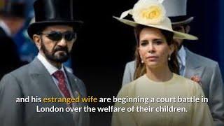 Video Princess Haya and Dubai ruler begin London court battle MP3, 3GP, MP4, WEBM, AVI, FLV Agustus 2019