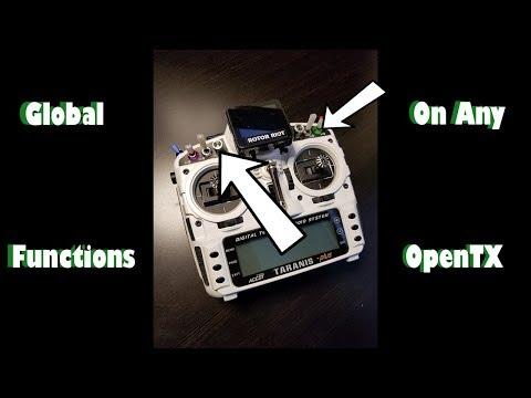 13/13) FrSky TARANIS Radio – Adding a 6 position switch (S3