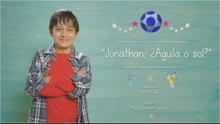 Kipatla (LSM) - Programa 3, Jonathan, ¿águila o sol?