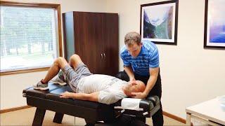 Blood Pressure Reduced After Adjustment