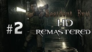 preview picture of video 'Resident Evil HD Remaster Gameplay Walkthrough Part 2 - No Commentary (Biohazard) - Chris Redfield'