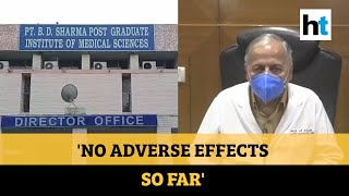 Covid vaccine: India begins testing indigenous candidate at PGIMS, Rohtak - Download this Video in MP3, M4A, WEBM, MP4, 3GP