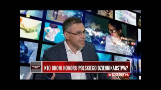 Karnowski: Kłeczek broni honoru polskiego dziennikarstwa