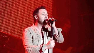 Boyzone - Opening Night - 'Till The Sun Goes Down - Liverpool Echo Arena 21.02.11