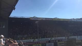 Moment Dat PSV Kampioen Wordt 2016 Gezien Vanuit PEC Vak