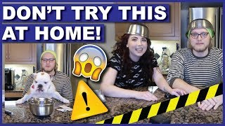 DON'T TRY THIS AT HOME! (Episode 2)