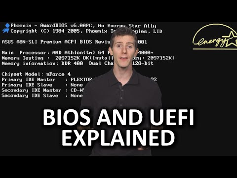 BIOS and UEFI As Fast As Possible