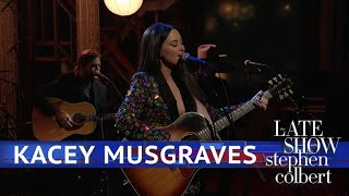 Gambar cover Kacey Musgraves Performs 'Slow Burn'