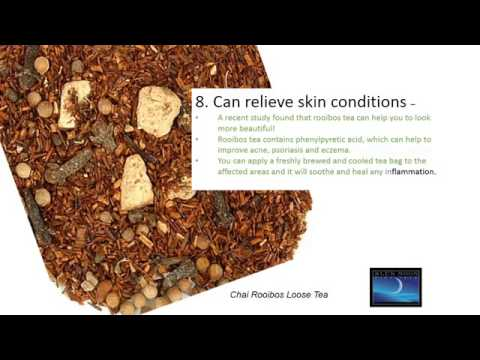 Video Rooibos Health Benefits