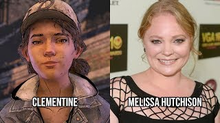 Characters and Voice Actors - The Walking Dead: The Final Season