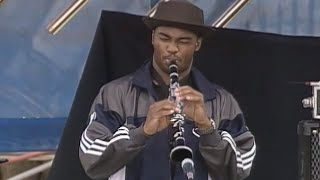 James Carter - Full Concert - 08/16/96 - Newport Jazz Festival (OFFICIAL)