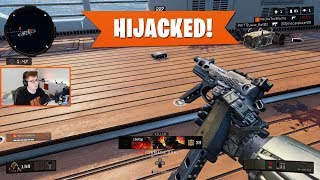 HIJACKED! | Black Ops 4 Blackout | PS4 Pro