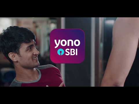 TV commercial for SBI YONO