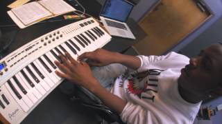 The Making of Fabolous' 'Gone For The Winter' Beat by DJ RellyRell