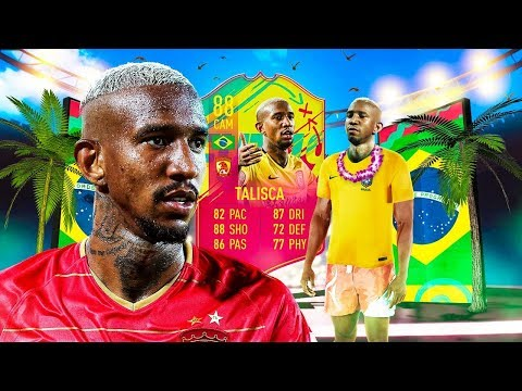 HOW IS THIS CARD FREE?! 88 CARNIBALL TALISCA PLAYER REVIEW! FIFA 19 Ultimate Team