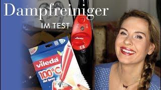 Vileda Dampfreiniger * im Test * Easy Haushaltshilfe I Amelie with Love