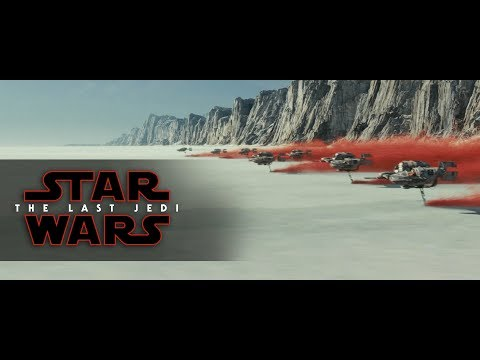 Star Wars: The Last Jedi Star Wars: The Last Jedi (Featurette 'Worlds of the Last Jedi')