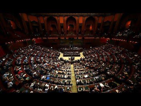 Έλαβε ψήφο εμπιστοσύνης η κυβέρνηση Κόντε