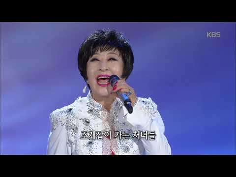 진주조개잡이, 박재란 [가요무대] 20190715