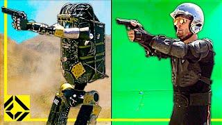 Combat Robots: VFX Before & After Reveal