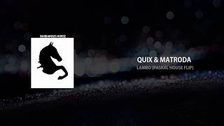Quix & Matroda   Lambo (Paskal House Flip)