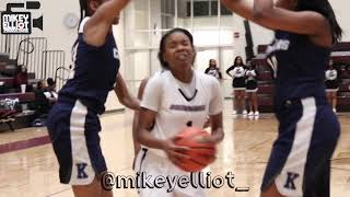 Collierville Lady Dragons  vs Kirby Lady Cougars Part 2