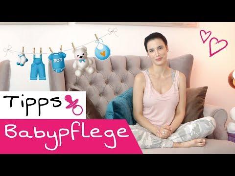 Meine Babypflege Basics | Baby waschen, Baby wickeln, Nabelpflege