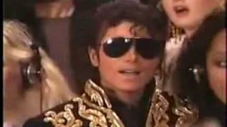 Michael Jackson's Funniest/Cutest Moments and Behind the Scenes Footage