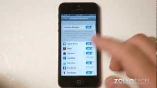 iPhone 5 Tips - Battery Saving Secrets